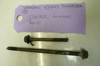 YAMAHA XJ900 DIVERSION    STARTER MOTOR SPECIAL BOLTS   (CON-C)